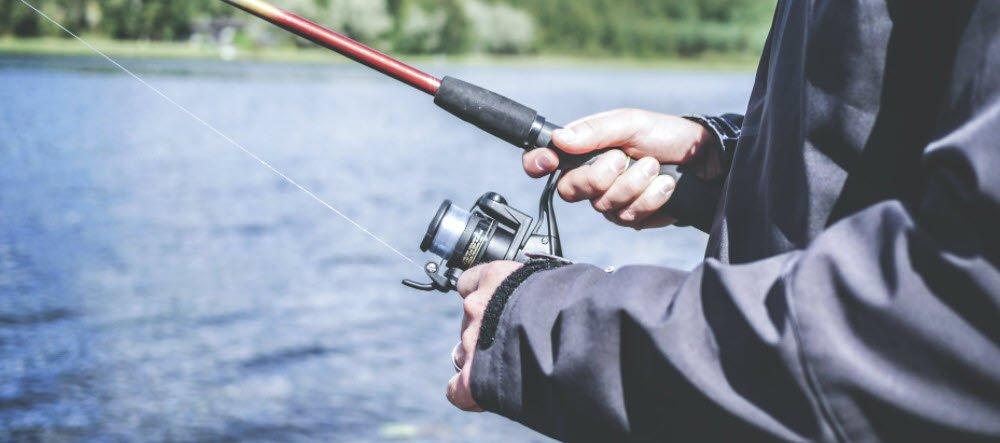 Loch Leven fisherman